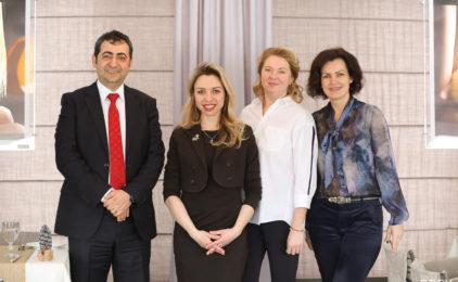 «Аэротрэвел» совместно с Akmina Travel Club провел презентацию отелей Северного Кипра