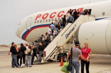 В апреле Россия и Египет восстановят авиасообщение: туроператоры готовы к продаже путевок
