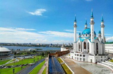 «Белавиа» выполнила первый полет в Казань