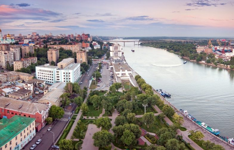 Состоялся первый рейс «Белавиа» в Ростов-на-Дону