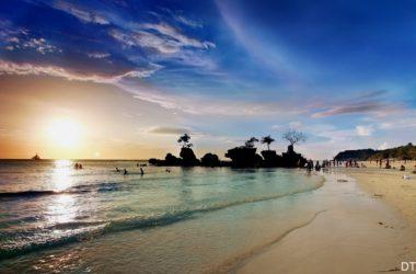 Остров Боракай закрывается от туристов до ноября 2018 года