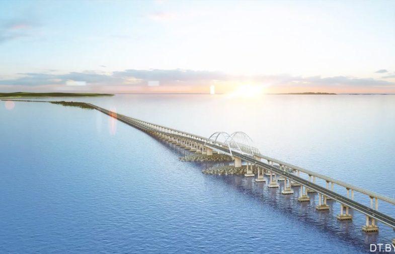 Крымский мост открыт для движения легкового и пассажирского транспорта