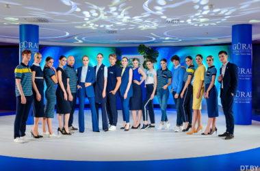 TEZ TOUR презентовал новую форму от Юлии Латушкиной для менеджеров сети уполномоченных агентств