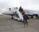 Белавиа совершила первый рейс по маршруту Минск-Кишинев-Минск