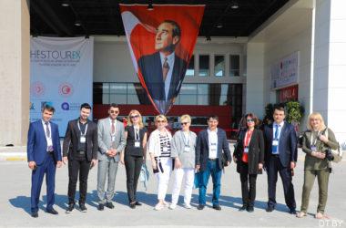 В Турции прошла масштабная выставка альтернативных видов туризма HESTOUREX 2019