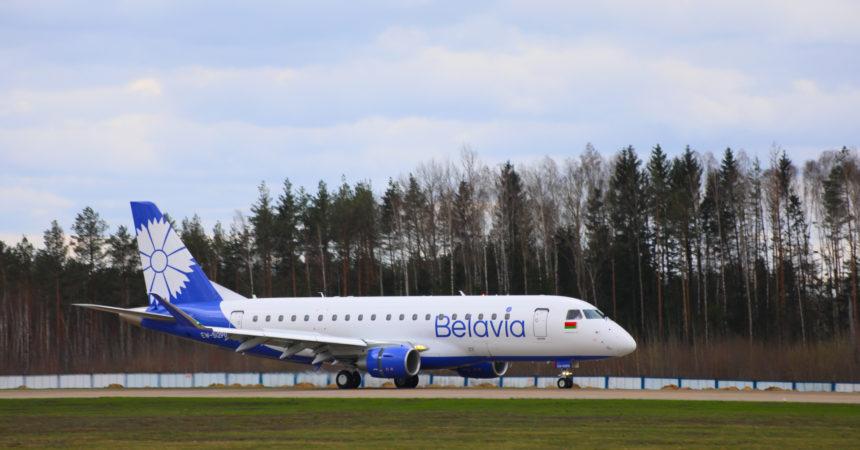 Belavia начала летать в Таллин