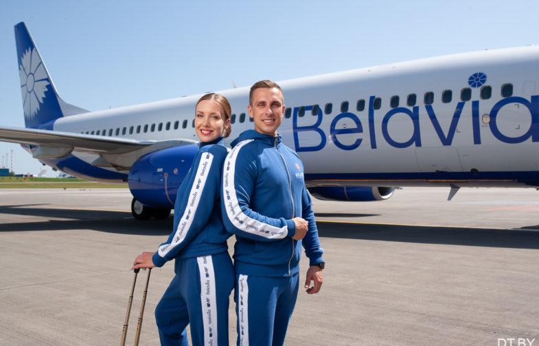 Mark Formelle переодел «Белавиа» к Европейским играм