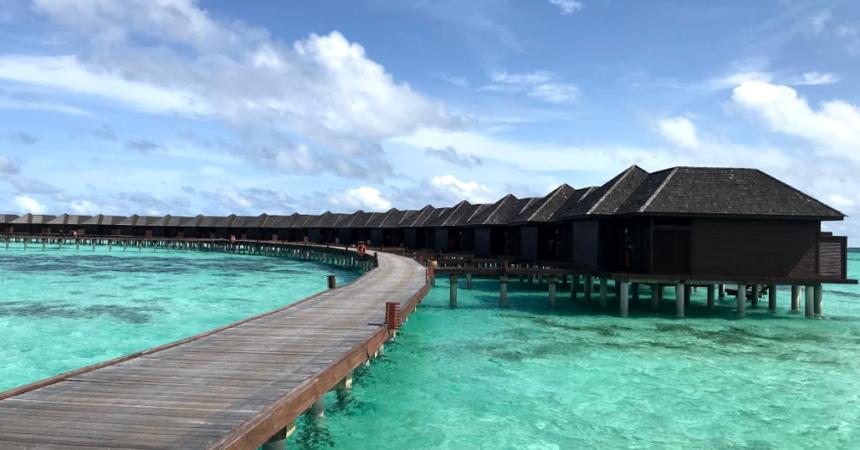 Белорусские турагенты познакомились с Мальдивскими островами вместе с AllTour.by