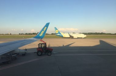 «Международные Авиалинии Украины» больше не будут летать в Минск
