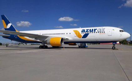Azur Air Ukraine планирует запустить рейсы из Киева в Минск в ближайшее время